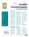 Conflict Transformation - Program Outline and Handouts - Thumbnail