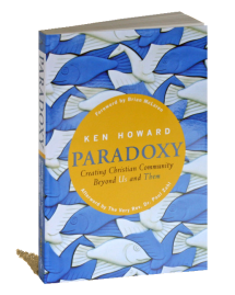 Paradoxy Book Image - white background
