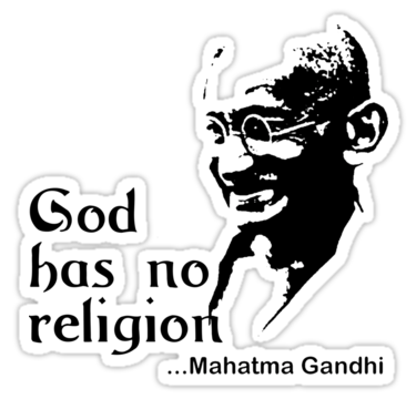 work.4211614.1.sticker,375x360.gandhi-god-has-no-religion-t-shirt-v1