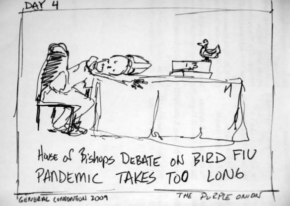 CartoonBishopDoyle_GeneralConference